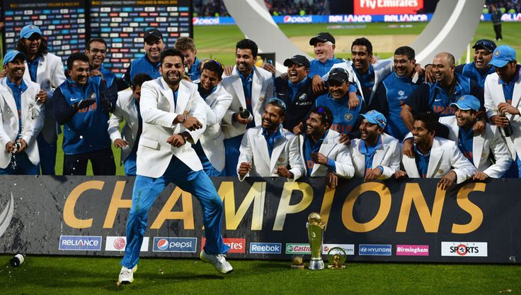 Good News for INDIAN CRICKET FANS. BCCI Clears India's Participation in the #ChampionsTrophy. Team India Squad will be announced tomorrow.