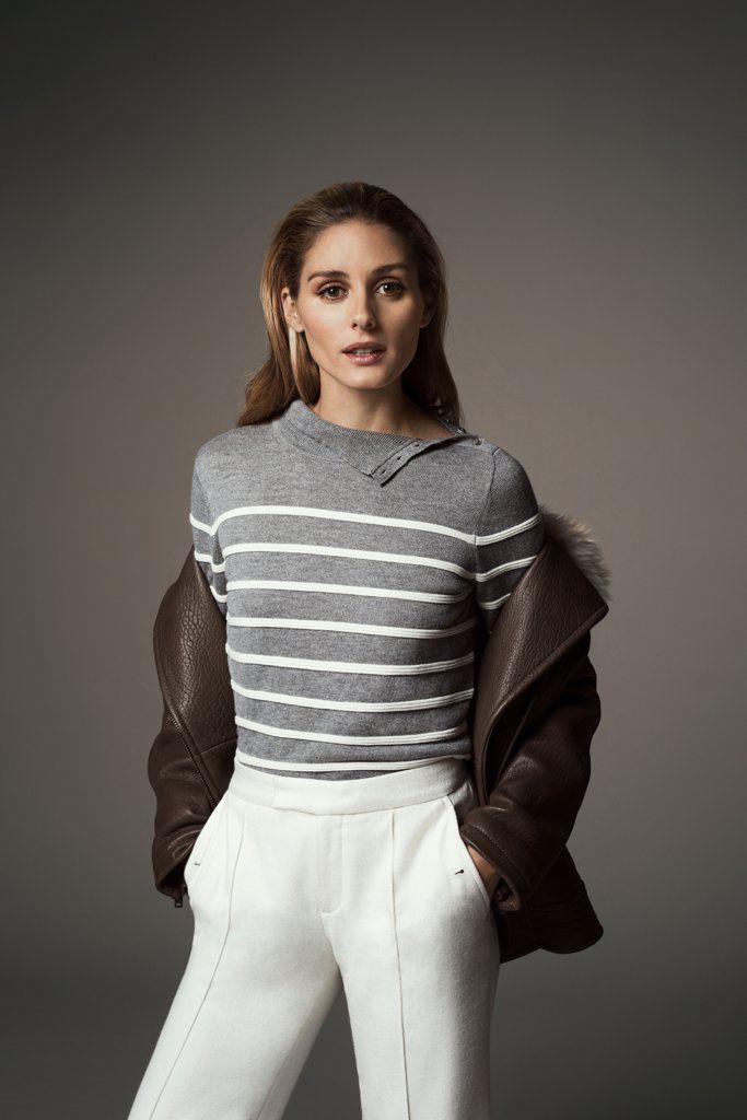 The Olivia Palermo Lookbook : Olivia Palermo For Banana Republic