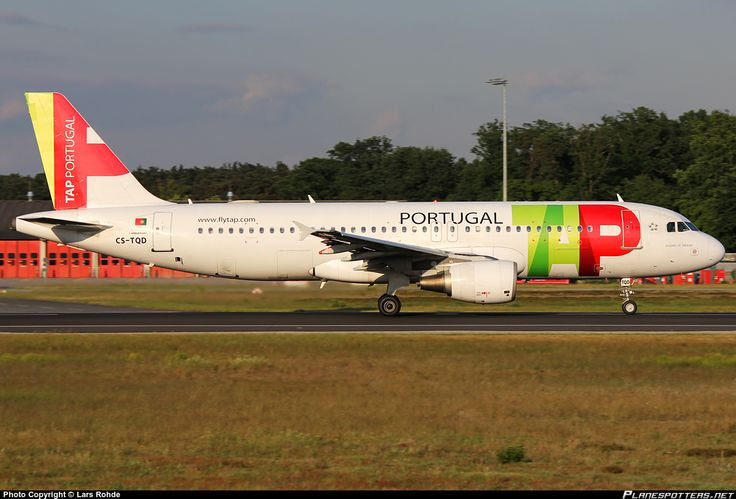CS-TQD TAP - Air Portugal Airbus A320-214