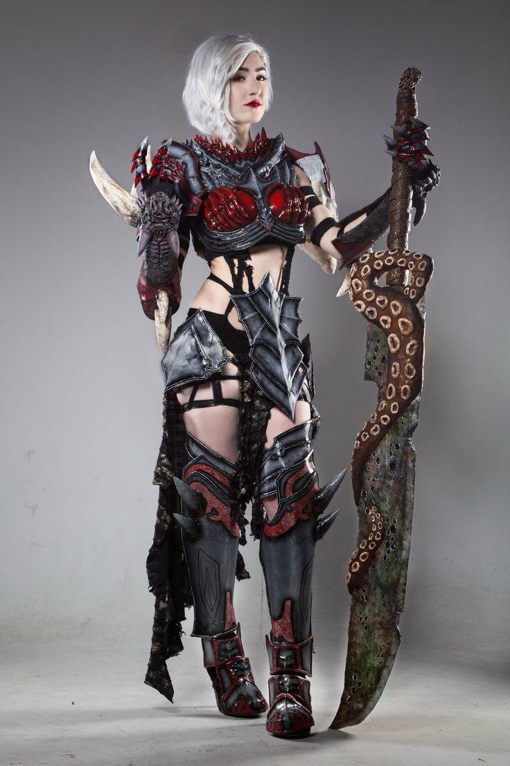 Warrior (Guild Wars 2) by darkestcountryroad.deviantart.com on @DeviantArt