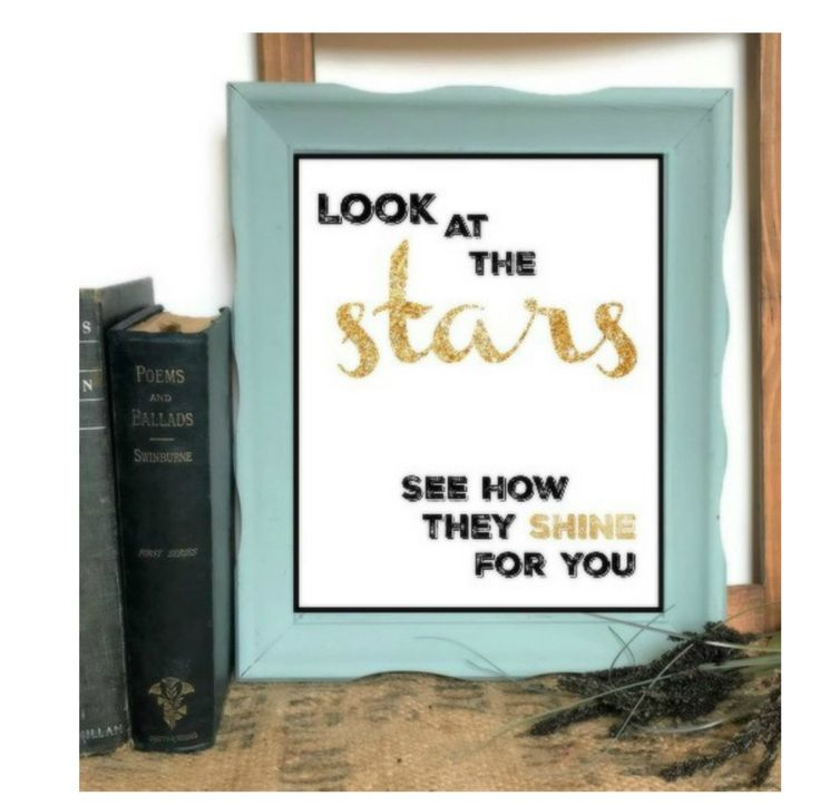 Look At The Stars Instant Download Printable Art, Glitter Print, Glitter Wall Art Nursery Printables, Digital Download Print Coldplay Yellow by ThePoetryOfPrint on Etsy https://www.etsy.com/listing/502592049/look-at-the-stars-instant-download