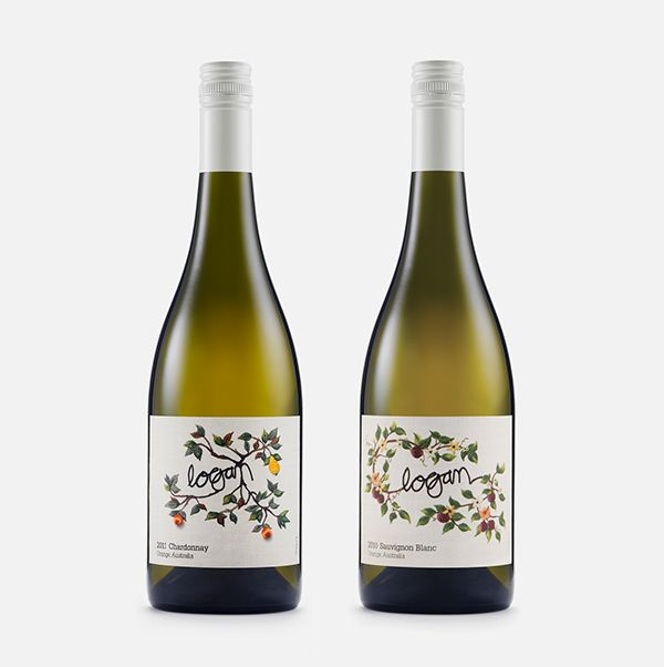 Logan Wines on Behance
