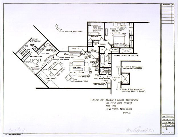 20 best Movie/TV Floorplans images on Pinterest | Home plans ...