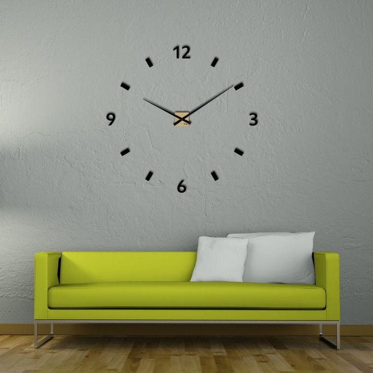 15 best pendule horloge images on pinterest clock for Horloge geante