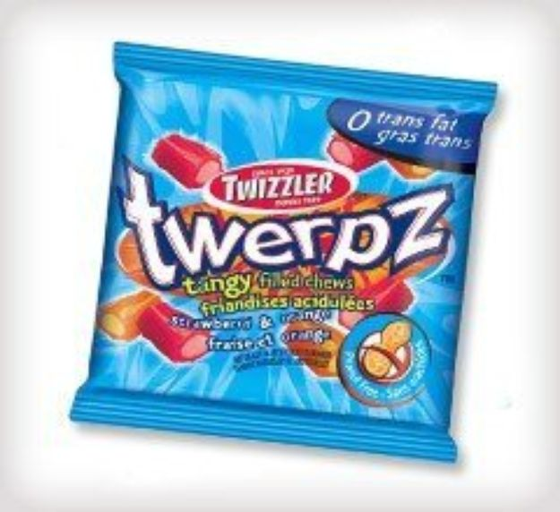 I'm learning all about Twizzler Tangy Filled Chews at @Influenster!
