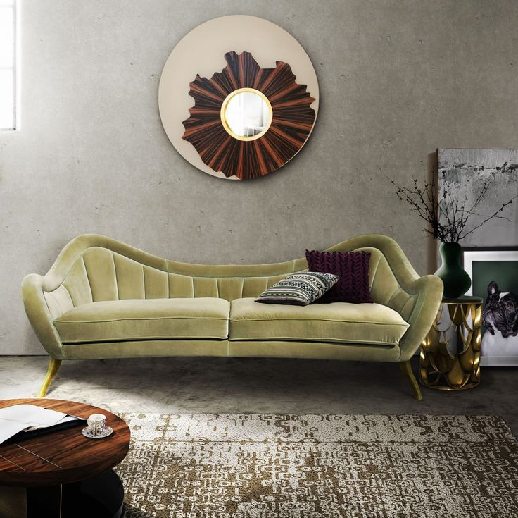 240 best Luxus Sofas images on Pinterest Canapes, Couches and - wohnideen und inspiration