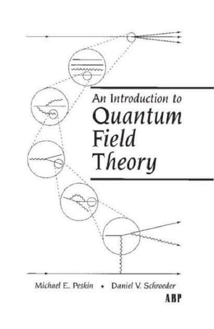 An introduction to quantum field theory / Michael E