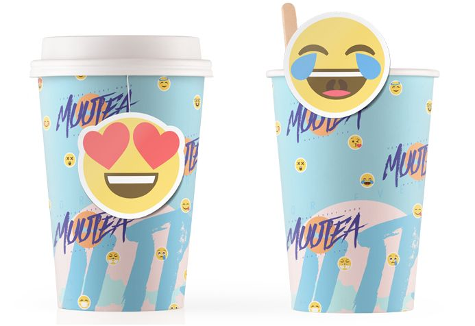 Muutea on Packaging of the World - Creative Package Design Gallery