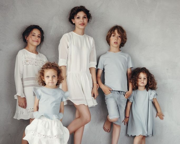 Haine pentru copii cu un design original pe un nou shop online