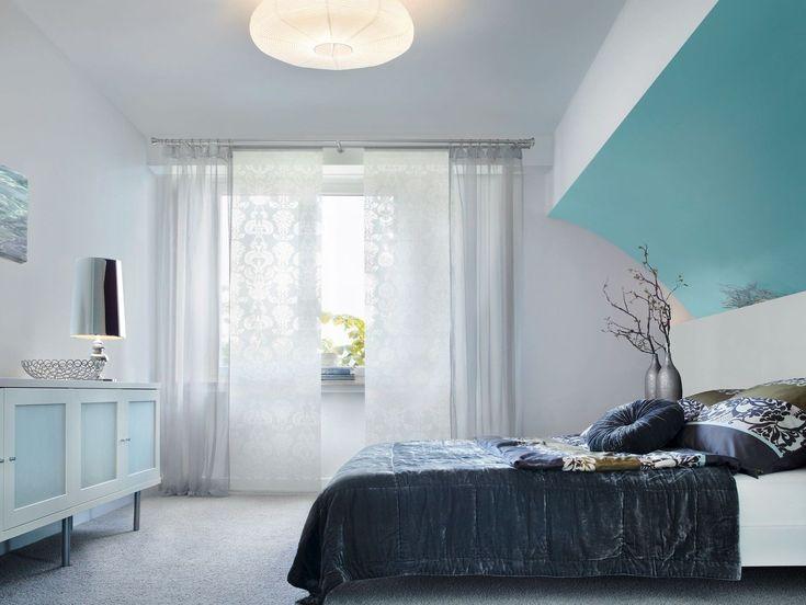 Schiebevorhang Flächenvorhang Vorhang Ornament weiß braun Ausbrenner Baumwolle in Möbel & Wohnen, Rollos, Gardinen & Vorhänge, Gardinen & Vorhänge | eBay
