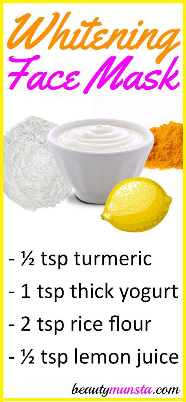 Turmeric for Skin Whitening – Get that Golden Glow!