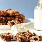 home made granola bars