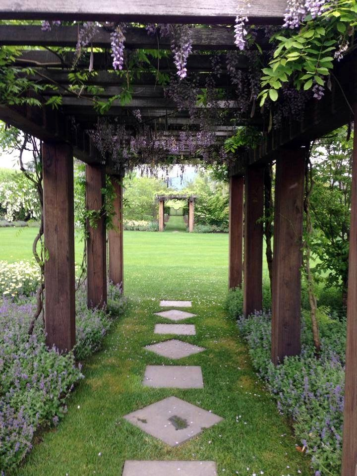 Paul Bangay Garden Design