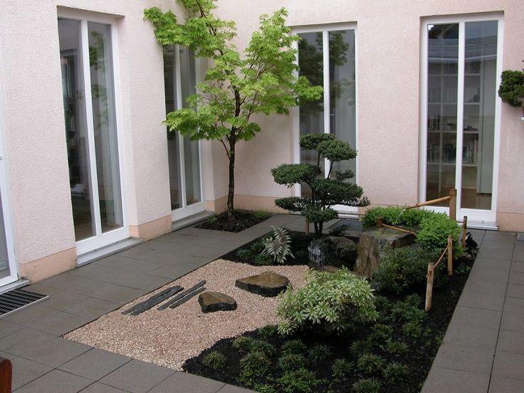 50 Ideen wie Sie japanische Gärten gestalten #garten #gestalten #ideen #japanis…