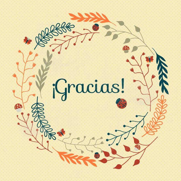 #tarjeta #imprimible #gracias @magicadisseny