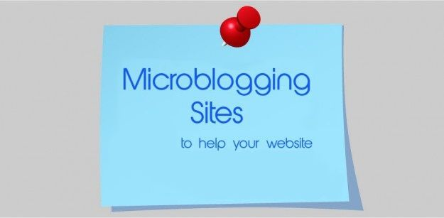 Here is the list of Microblogging sites, which help you to rank your website and get lots of traffic from these sites. These free to use and just take 2 minutes to sign up. Moreover, you can update your status and share your link there. Highly recommended for SEO & digital marketers.