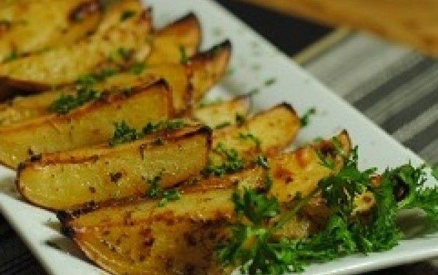 Πατάτες φούρνου - iCookGreek