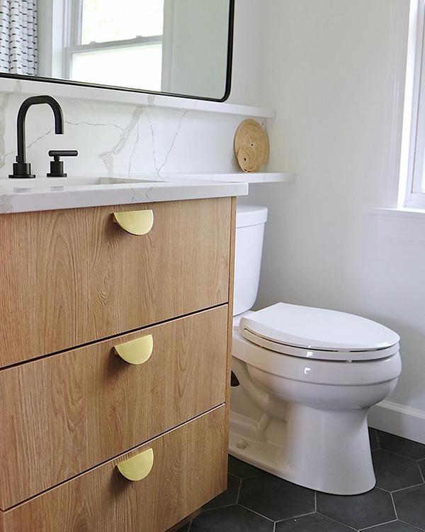 Creating Your Stylish Bathroom With Ikea Sektion Kitchen Cabinets Stylish Bathroom Kitchen Cabinets In Bathroom Ikea Sinks Ikea kitchen cabinets for bathroom
