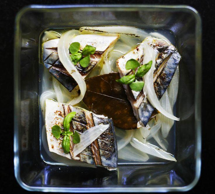 Escabeche suave del mejor pescado de HOY