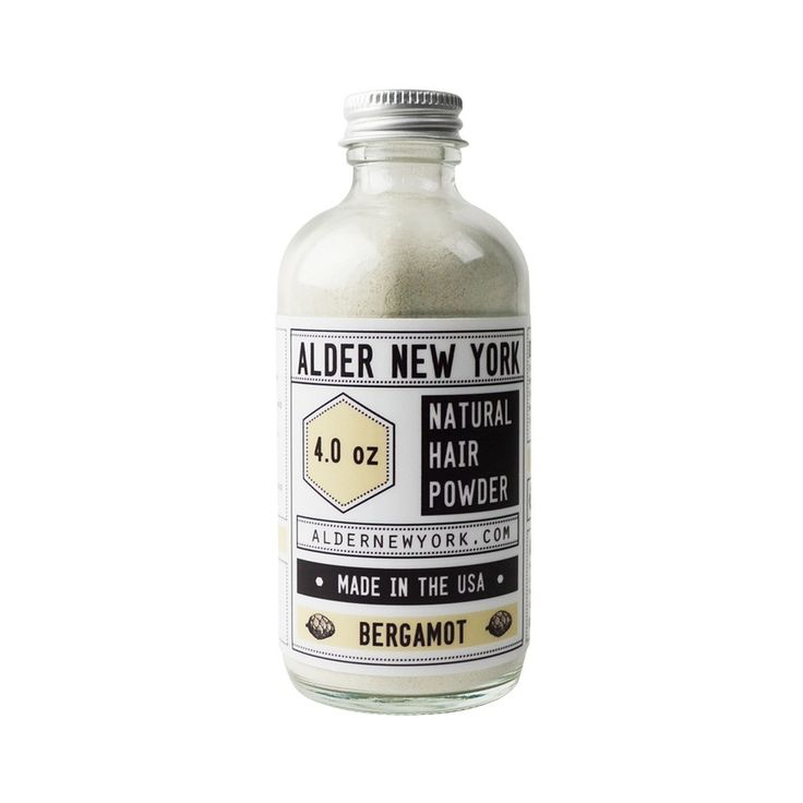 Alder New York Natural Hair Powder