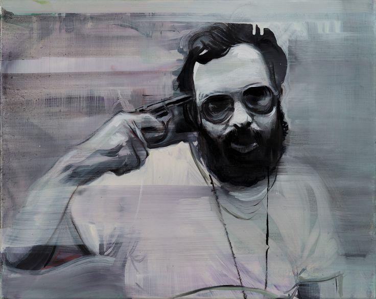 Radek Szlaga -------    FF ( oil on canvas)