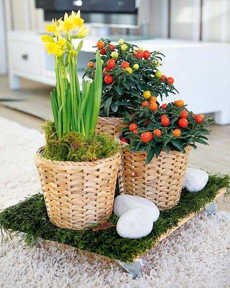 Mejores 59 im genes de arreglos florales paso a paso en - Grapadora de tapicero ...