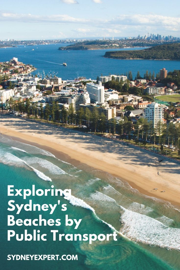 If you are looking for something to do in Sydney you can easily take a trip to one of the wonderful beaches by public transport.  Check out the easy to follow instructions and find a beach perfect for you! #Sydney #Australia #beach