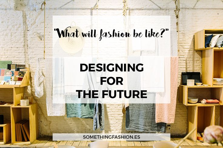 What will fashion be like in the near future? What is designing for the future? CG bloggers competition