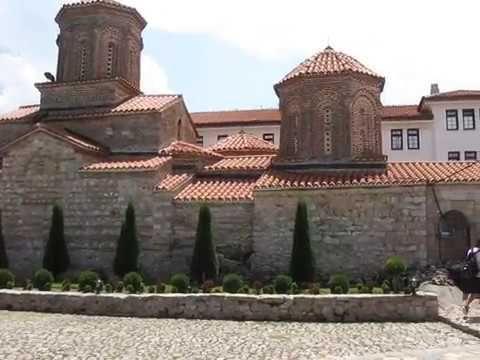 Saint Naum Monastery, Ohrid - YouTube