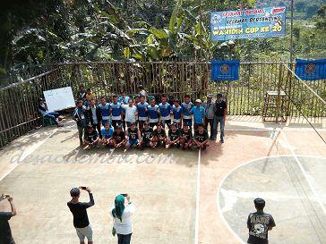 Turnamen Bola Voli Wahidin Cup ke-20