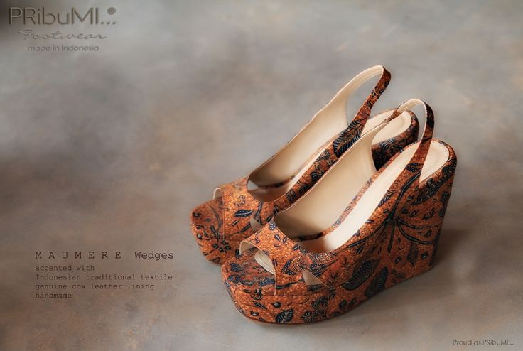 MAUMERE Wedges by PRibuMI...