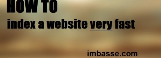 http://imbasse.com/best-index-website-fast-beginners/  #blogging #blog #bloggingtips #indexwebsite #howtoindexwebsite #seo #marketing #howto #tutorial #guide #infographic