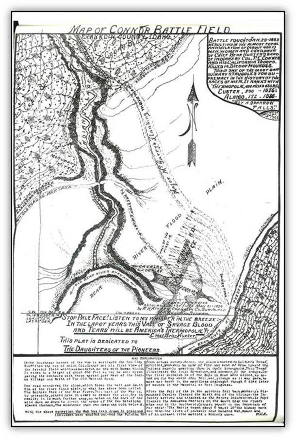 Site of Idaho's Bear River Massacre Located