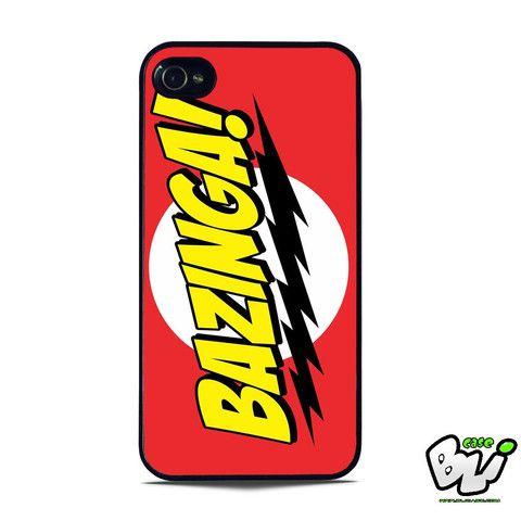 Red Yellow Bazinga iPhone 5 | iPhone 5S Case