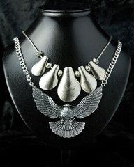 All layered up! | 'Darling' and 'Eagle' necklaces from the TCF collection | theclassicfuture.com