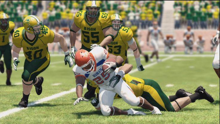 FCS Championship Sam Houston State vs South Dakota State Simulation