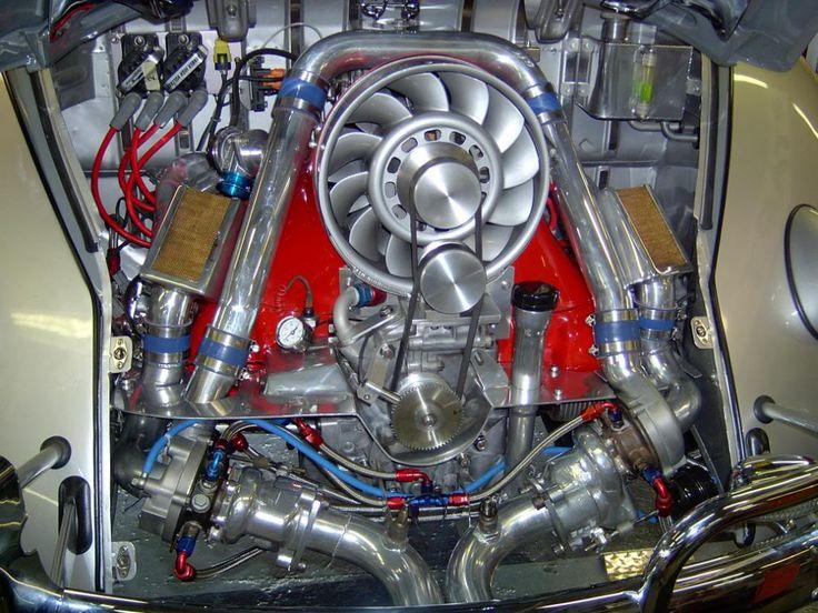 samba eurovan   MonWest.com • Afficher le sujet - Le moteur le plus beau!