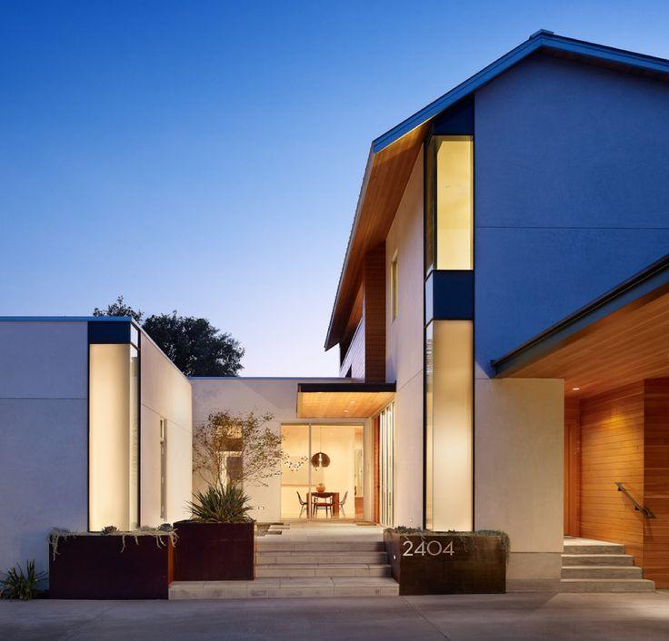 Modern Homes Austin: 9 Best Modern Entrance Canopies Images On Pinterest