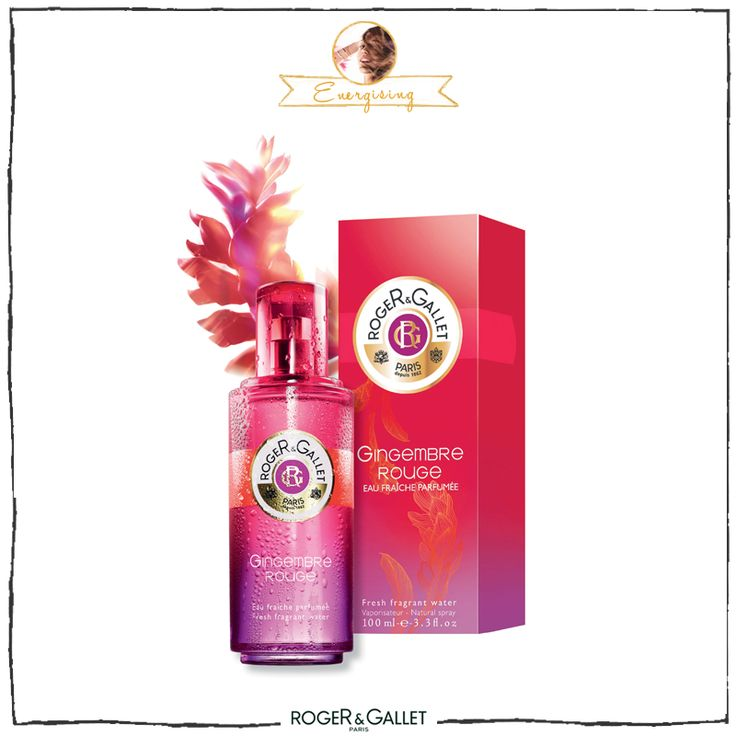 Roger & Gallet fragrances