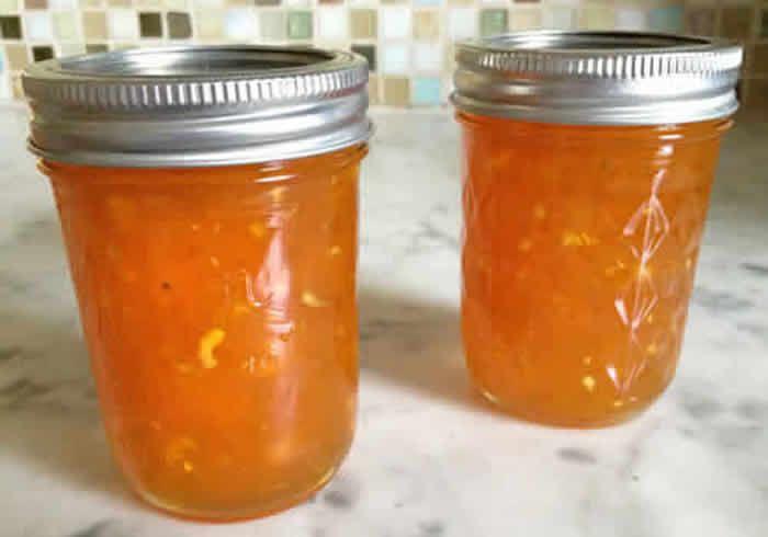 confiture orange thermomix, voila une recette facile et rapide pour faire une délicieuse confiture chez vous à la maison avec le thermomix.