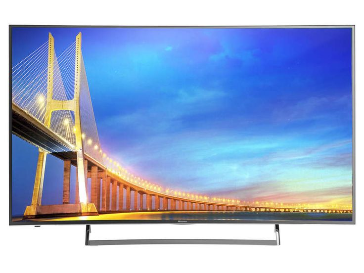 T l viseur incurv ultra hd 4k 138 cm hisense - Televiseur prix discount ...