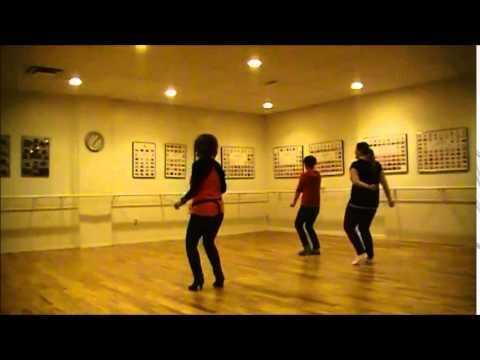 Line Dancing Class - Cupid Shuffle Line Dancing steps