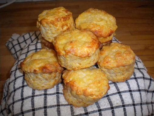 cheese scones - syn free