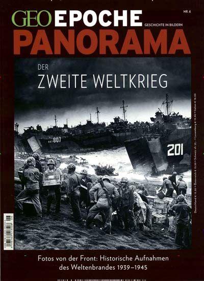 Der zweite Weltkrieg.Gefunden in: GEO EPOCHE PANORAMA, Nr. 6/2015