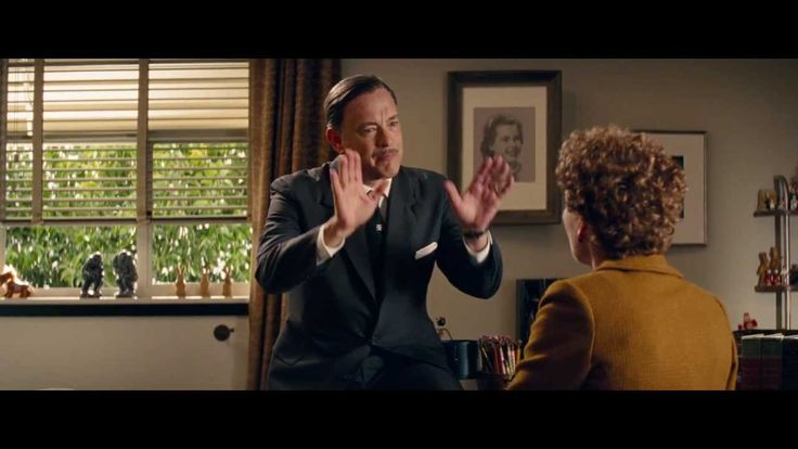Saving Mr. Banks Official Trailer - I'm really looking forward to this movie!