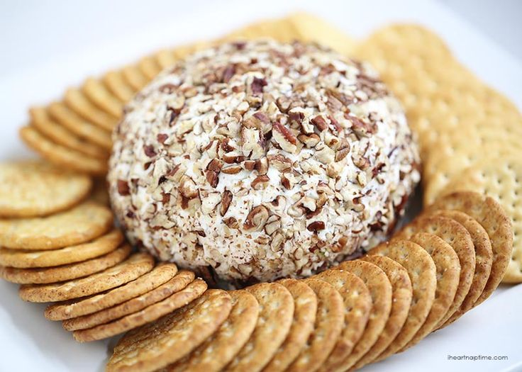 This classic cheese ball recipe is hands down one of the easiest and yummiest recipes to serve at your next holiday party! So easy to make and always a hit.
