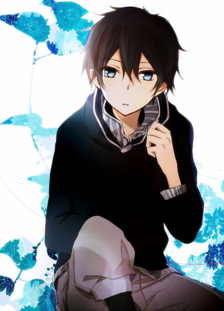 Ryuu  He is obi's little brother!!  (Not really) jaja but it would be so cool jajaj  Obi is a very cool big brother