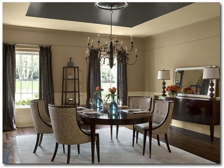 Pamela Culligan Russo Dining Room Paint Colors 2013