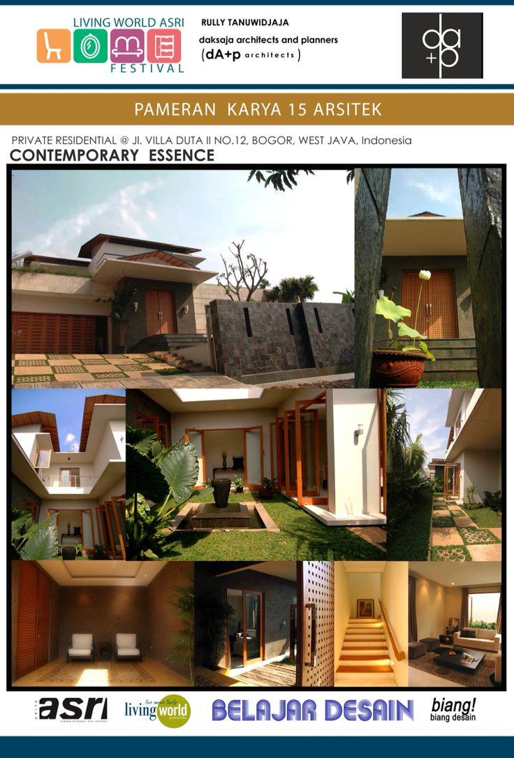 Private Semi-Detached House at Jl.Villa Duta II no.12, Bogor, West Java, Indonesia