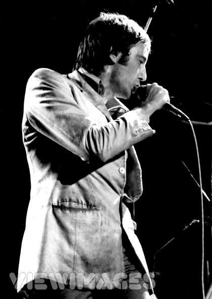 Lee Brilleaux. Lead singer of Dr. Feelgood. The true Rock 'N' Blues Gent.